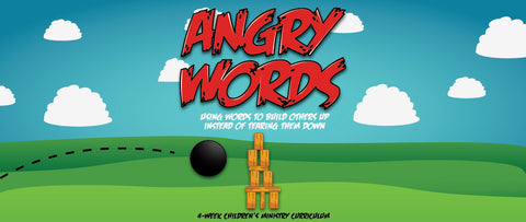 FREE Angry Words Children's Ministry Lesson – Children's Ministry ...
