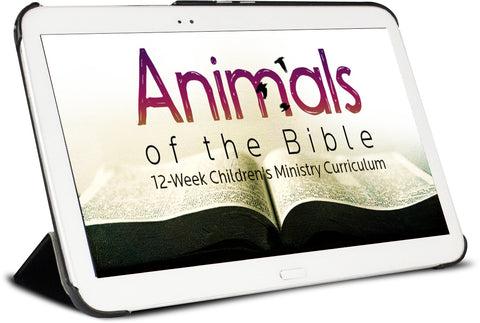Animals of the Bible Curriculum