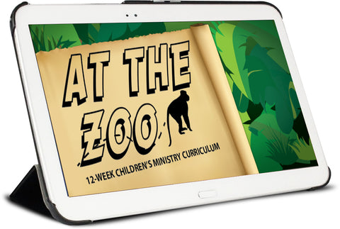 At the Zoo Children's Ministry Curriculum