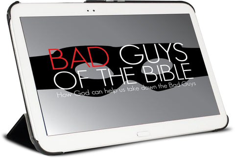 Bad Guys of the Bible Children's Ministry Curriculum