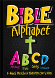 Bible Alphabet Preschool Ministry Curriculum