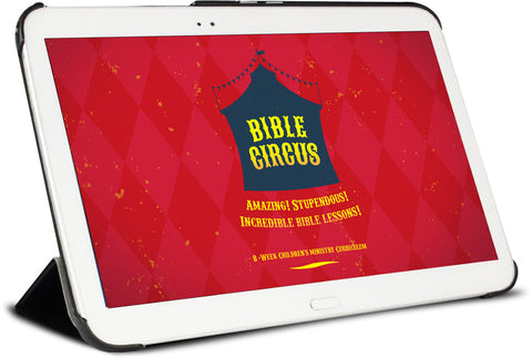 Bible Circus Children's Ministry Curriculum