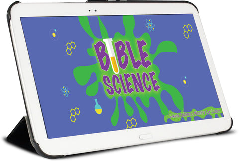 Bible Science Children's Ministry Curriculum