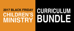 Black Friday Children's Ministry Curriculum Bundle