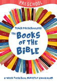 Books Of The Bible 4-Week Preschool Ministry Curriculum