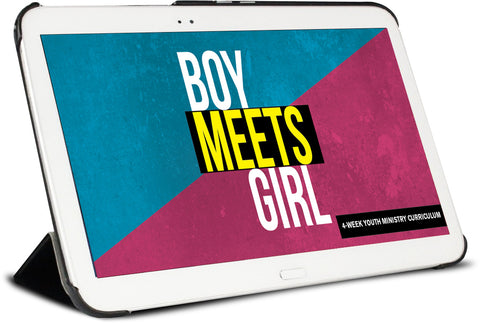 Boy Meets Girl Youth Ministry Curriculum
