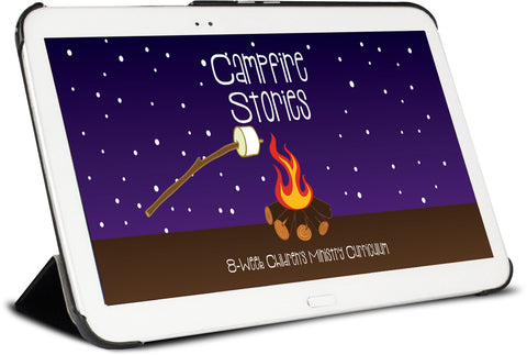 Campfire Stories Children's Ministry Curriculum