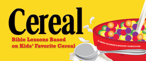 Cereal Children's Ministry Curriculum