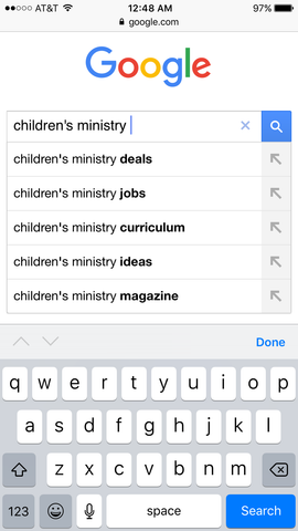Children's Ministry Curriculum Publishers