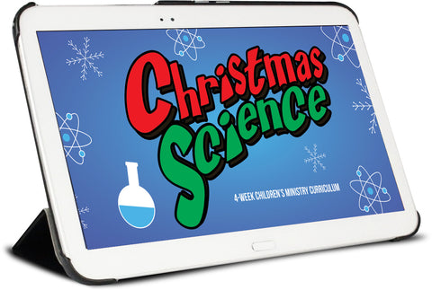 Christmas Science Children's Ministry Curriculum