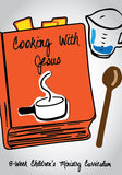 Cooking With Jesus Children's Ministry Curriculum
