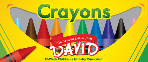 Crayons Children's Ministry Curriculum