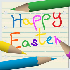 Easter Coloring Pages for Kids - Crazy Little Projects | 240x239