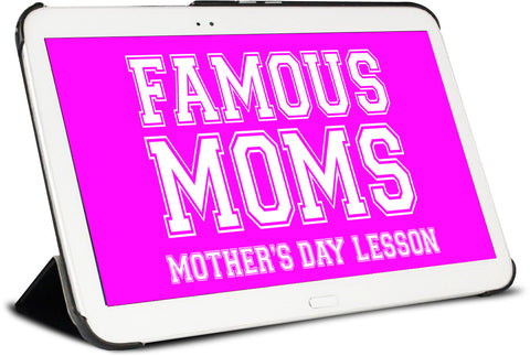 Famous Moms Children's Ministry Lesson
