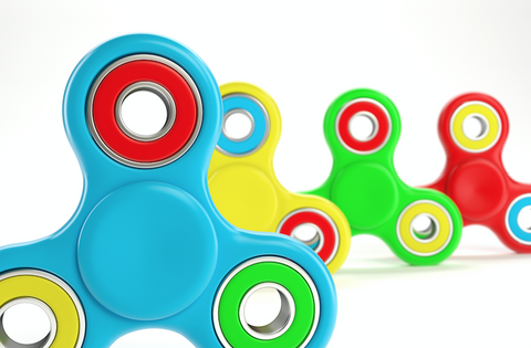 Fidget Spinners Children's Ministry Lesson