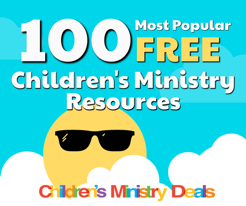 image about Free Printable Children's Church Bulletins identify 100 Utmost Well known Cost-free Childrens Ministry Products