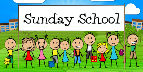 Download These FREE Sunday School Lessons For Kids Today