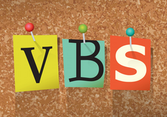 Free VBS Resources
