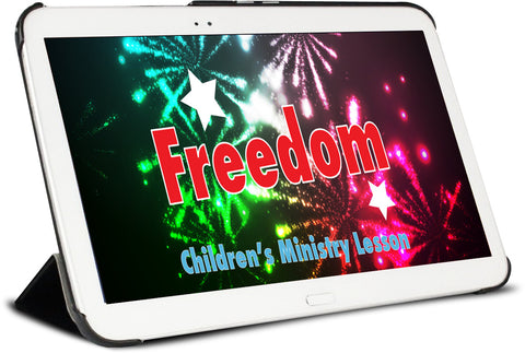 Freedom Children's Ministry 4th of July Lesson