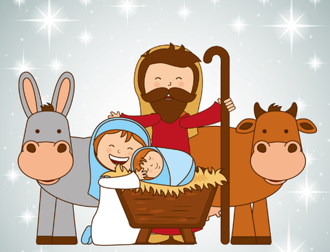Manger Tales Christmas Children's Ministry Curriculum