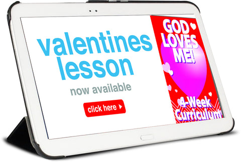 God Loves Me Children's Ministry Curriculum