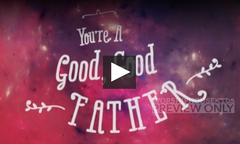 Good Good Father Worship Song For Kids