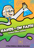 Hands On Faith 6-Week Children's Ministry Curriculum