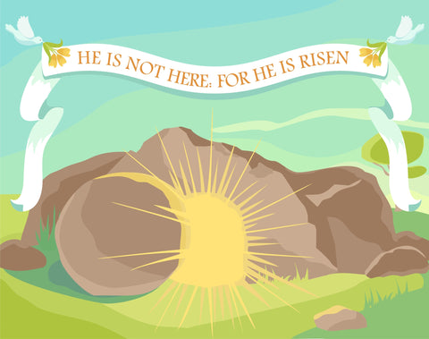 Easter Bible Lesson For Preschool