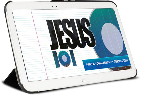 Jesus 101 Youth Ministry Curriculum