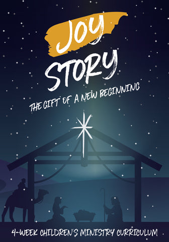 Joy Story Children's Ministry Curriculum