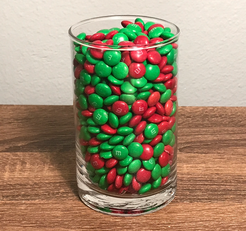 M&Ms Guessing Contest