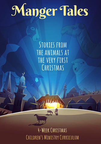 Manger Tales Children's Ministry Curriculum