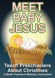 Christmas Preschool Ministry Curriculum