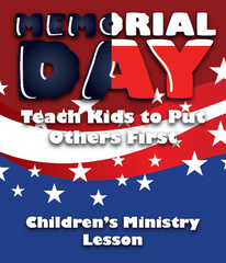 Memorial Day Sunday School Lesson