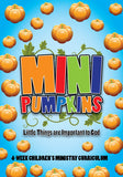 Mini Pumpkins Children's Ministry Curriculum