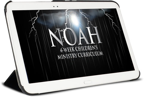 Noah Children's Ministry Curriculum