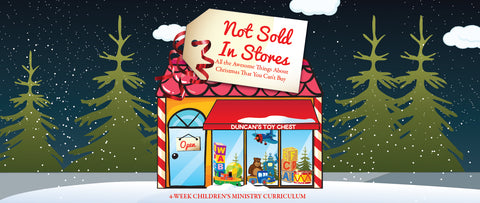 Not Sold In Stores Children's Ministry Curriculum