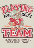 Playing for God's Team Children's Ministry Lesson