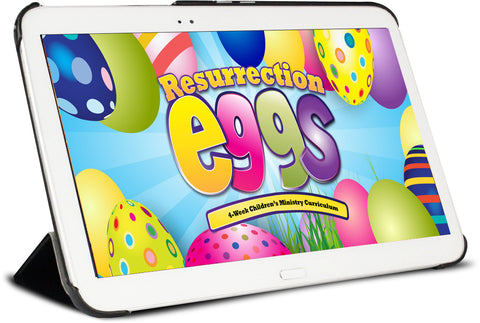 Resurrection Eggs Children's Ministry Curriculum