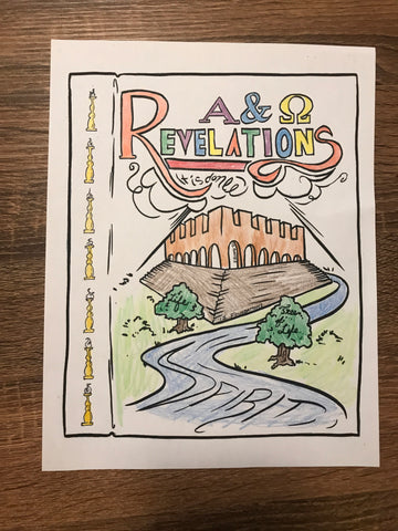 Revelation Coloring Page