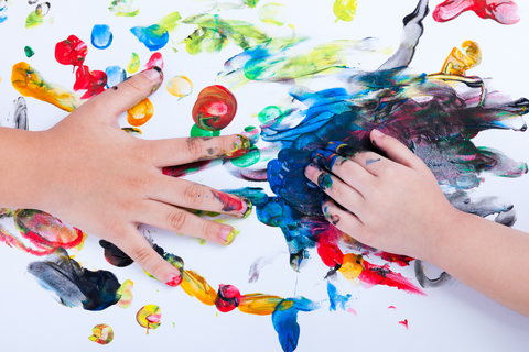 Finger Painting With God Preschool Ministry Curriculum