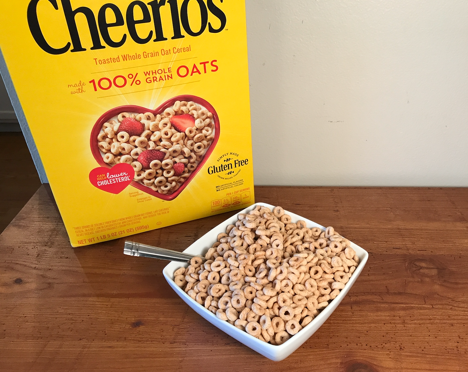 Cheerios Guessing Contest