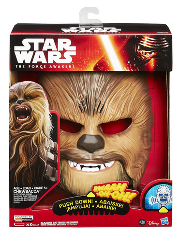 Chewbacca Mask from Amazon