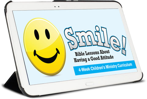 Smile Children's Ministry Curriculum