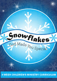Snowflakes Children's Ministry Curriculum