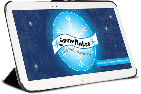 Snowflake Children's Ministry Curriculum