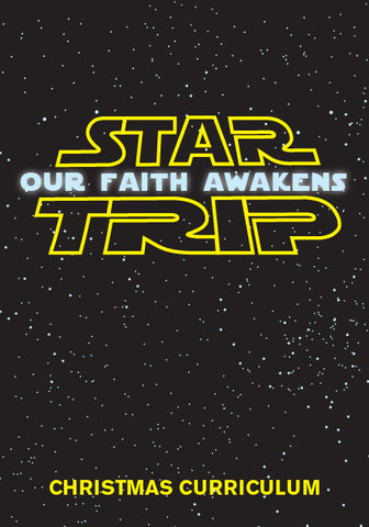 Star Trip Children's Christmas Curriculum