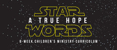 Star Words Children's Ministry Curriculum