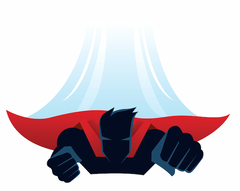 Superhero Bible Lessons and Free Resources for Children's