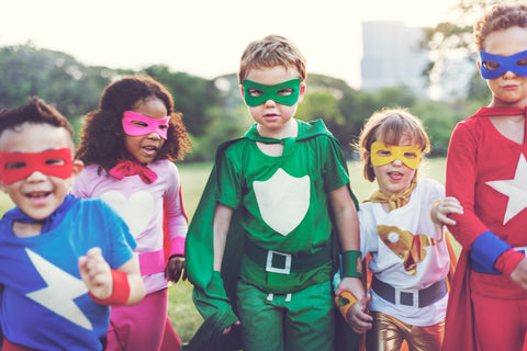 Superhero Faith Children's Ministry Curriculum